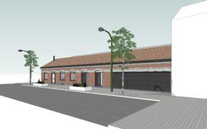 AACE - Architecture écologique - Rehausse d'une gare 1