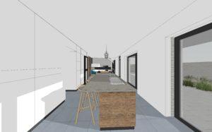 AACE - Architecture écologique - Rehausse d'une gare 10
