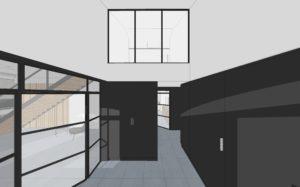 AACE - Architecture écologique - Rehausse d'une gare 12