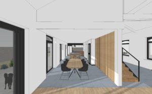 AACE - Architecture écologique - Rehausse d'une gare 14