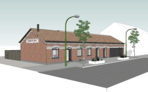 AACE - Architecture écologique - Rehausse d'une gare 3