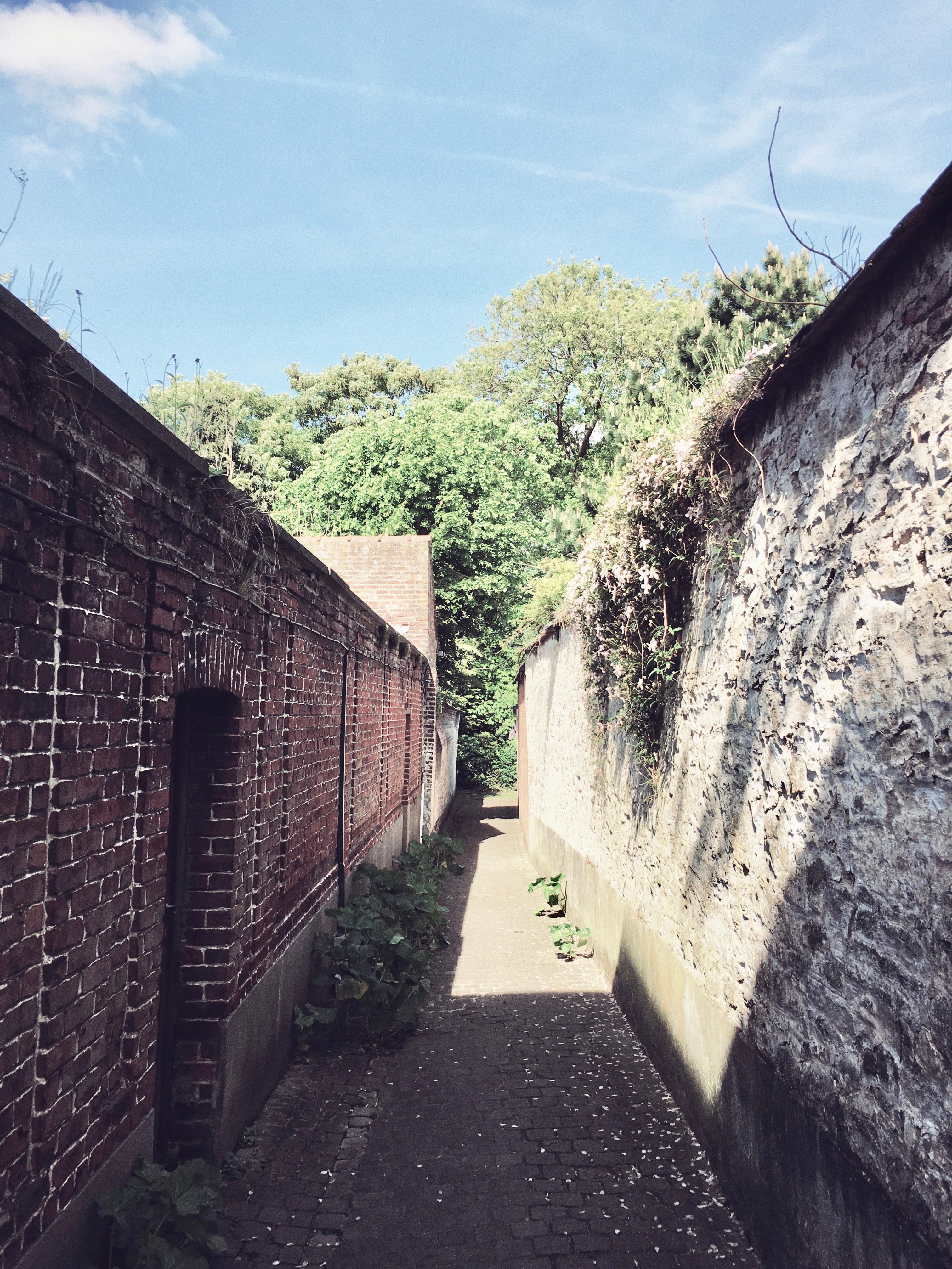 AACE - Architectrure - Ruelle des moines - Tournai