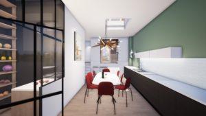 Projet aménagement appartement lille